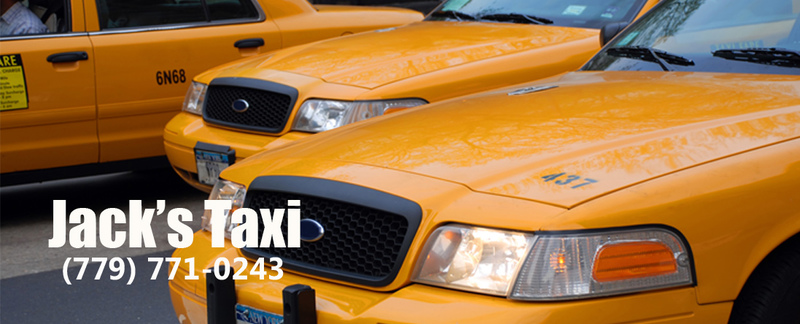 Jacks Taxi is an Airport Service in Rockford, IL
