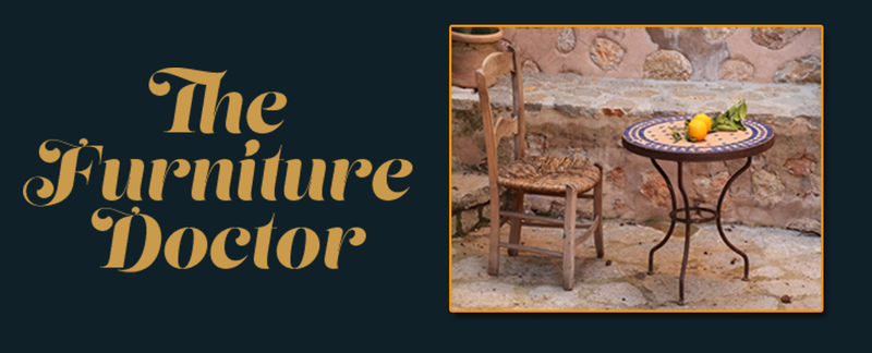 The Furniture Doctor Repairs And Refinishes Furniture In