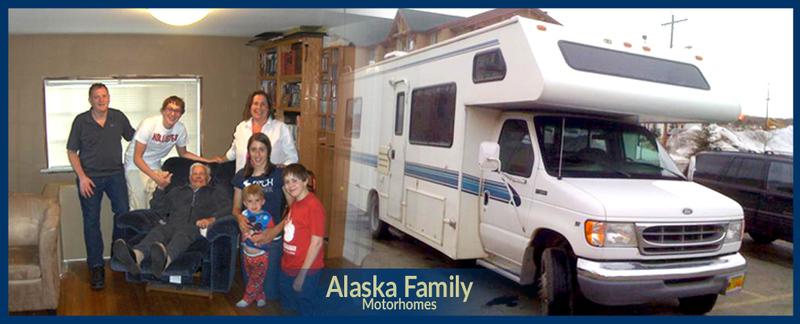 Alaska Family Motorhomes Provides RV Rentals in Anchorage, AK