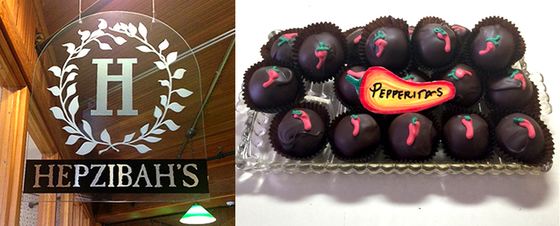 Hepzibah's Sweet Shoppe Sells Award Winning Truffles in Duluth, MN