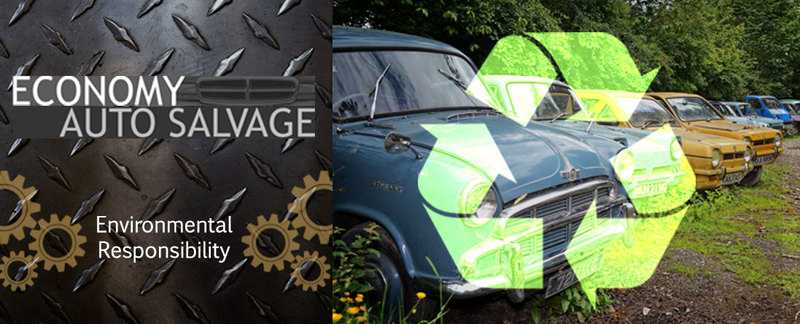 Economy Auto Salvage prides itself on keeping used car parts out of Crawfordville, FL landfills!