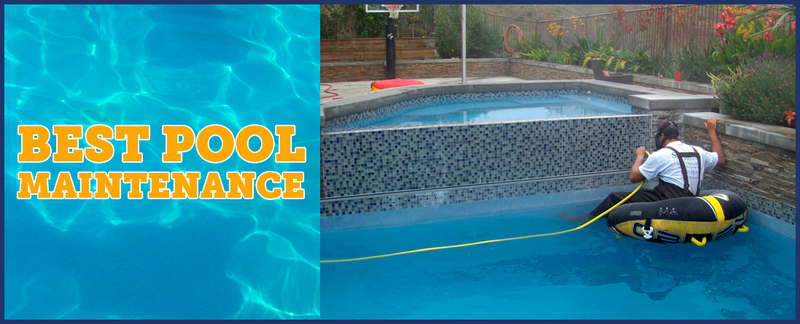 Best Pool Maintenance Offers Pool Tile Cleaning in Thousand Oaks, CA