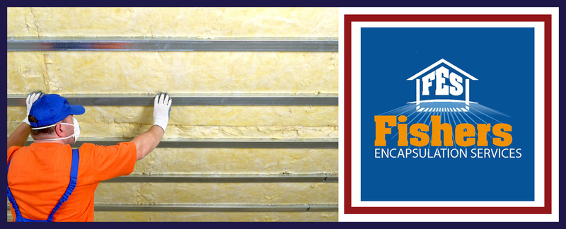 Insulation at Fisher's Encapsulation Services, LLC.