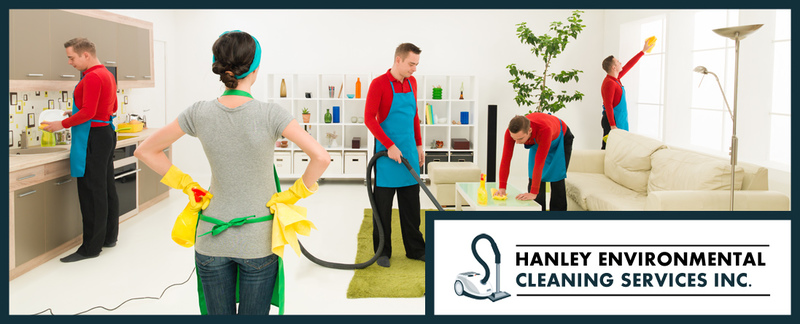 Hanley Environmental Cleaning Services Inc. is a Cleaning Company in Stone Mountain, GA