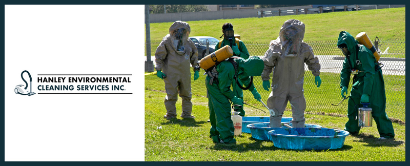 Hanley Environmental Cleaning Services Inc. Offers Biohazard Cleaning in Stone Mountain, GA