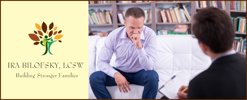 Ira Bilofsky, LCSW offers Anger Management in North Wales, PA