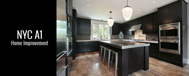 NYC A1 Home Improvement offers Kitchen Remodeling in Brooklyn, NY