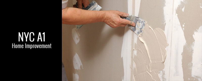 NYC A1 Home Improvement Offers Drywall Services in Brooklyn, NY