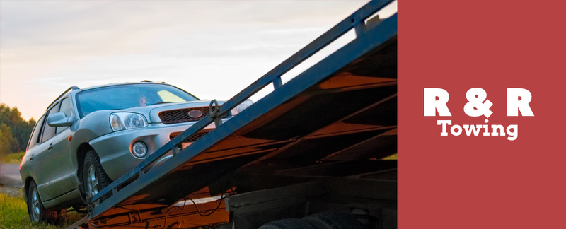 R & R Towing offers Car Towing Services in Green Forest, AR