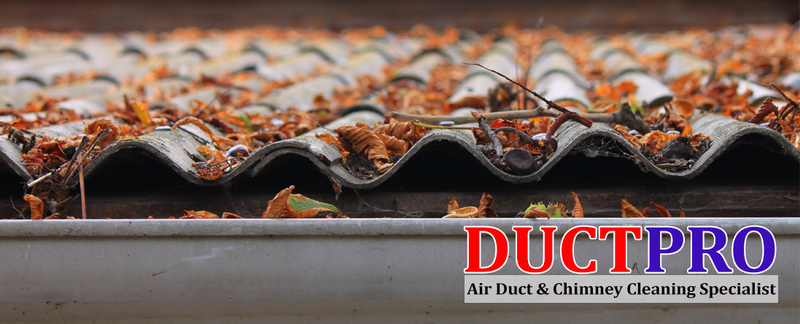 Duct Pro, LLC Offers Gutter Cleaning in Stamford, CT