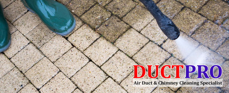 Duct Pro, LLC Offers Residential Power Washing in Stamford, CT