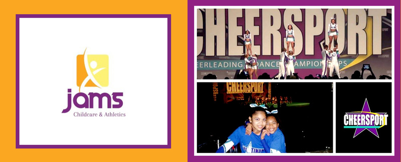 JAMS Athletics Features a Cheerleading Competition in Stone Mountain, GA