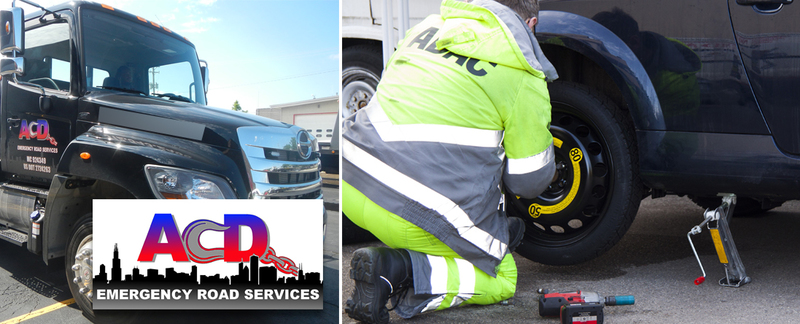 Emergency Roadside Service >> Acd Emergency Road Services Offers Roadside Assistance In Chicago Il