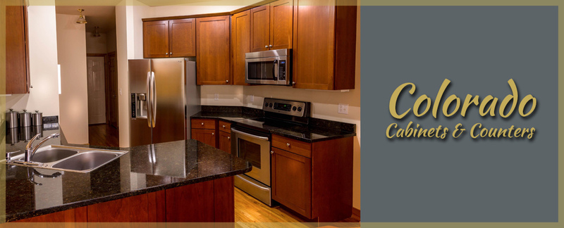 Colorado Cabinets and Counter  offers Custom Cabinets in Denver, CO
