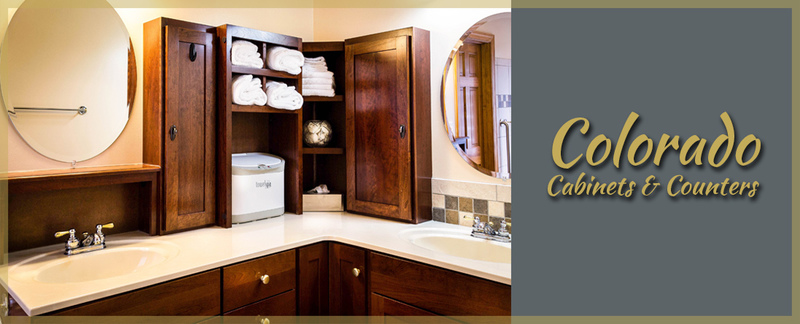 Colorado Cabinets and Counter  offers Bathroom Cabinets in Denver, CO
