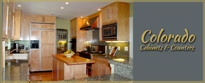 Colorado Cabinets and Counter  offers Kitchen Cabinet Repair in Denver, CO
