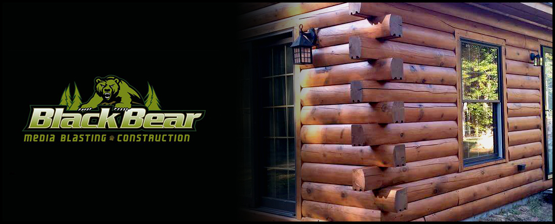 Log Home Builder & Restoration