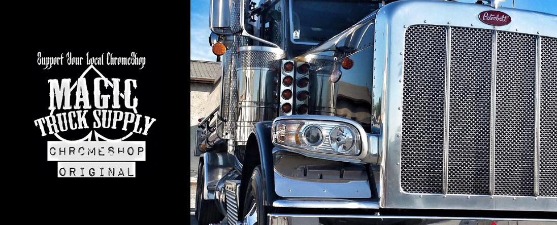 Chrome and Stainless