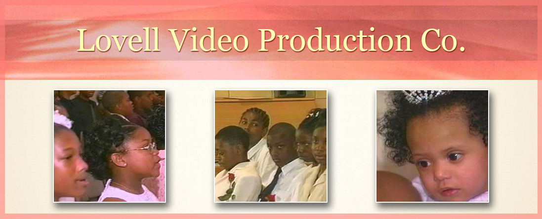 Church Program Videography