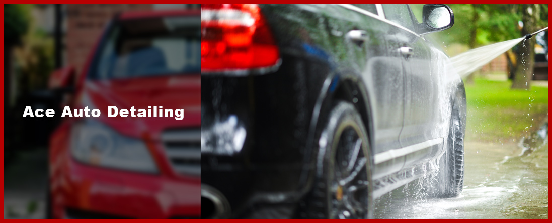 Ace Auto Detailing Performs Auto Upholstery Cleaning In Huntsville Al