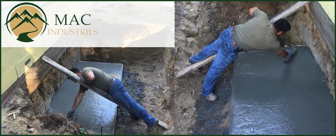 ICF Foundations & Waterproofing