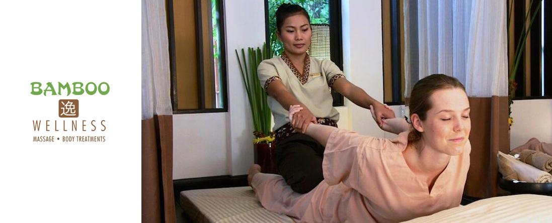 Thai Massage & Deep Tissue Massage