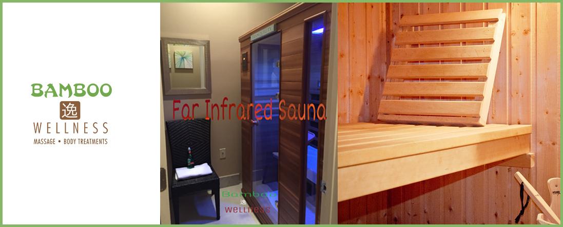 Infrared Sauna & Body Exfoliation