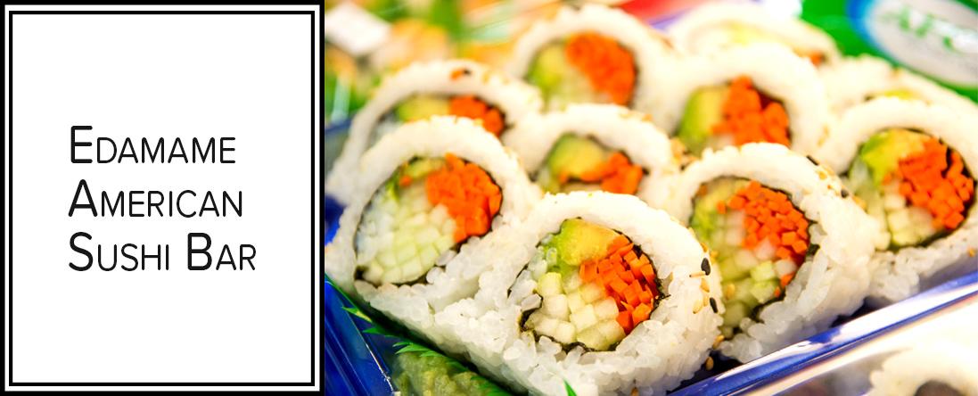 Sushi & American Cuisine