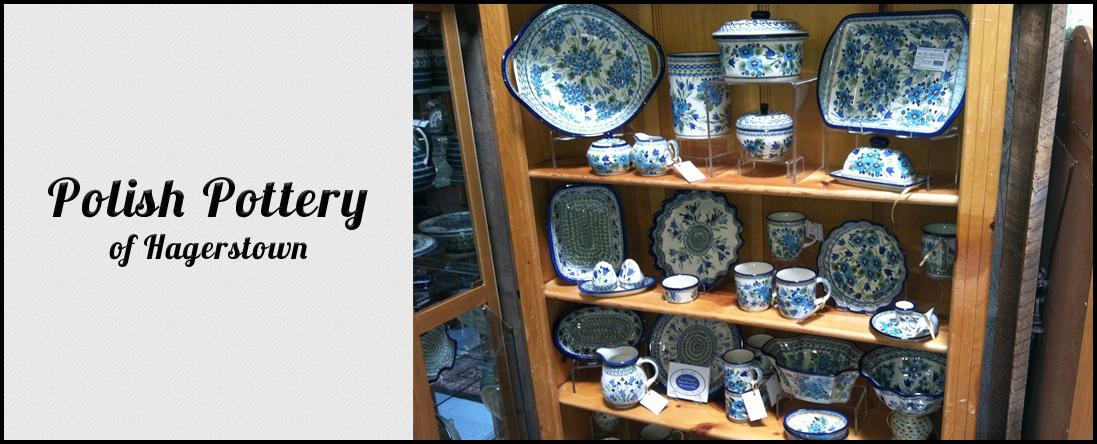 Sell Polish Pottery