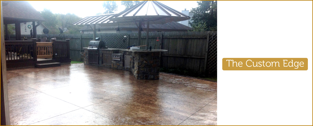 Stained and Decorative Concrete