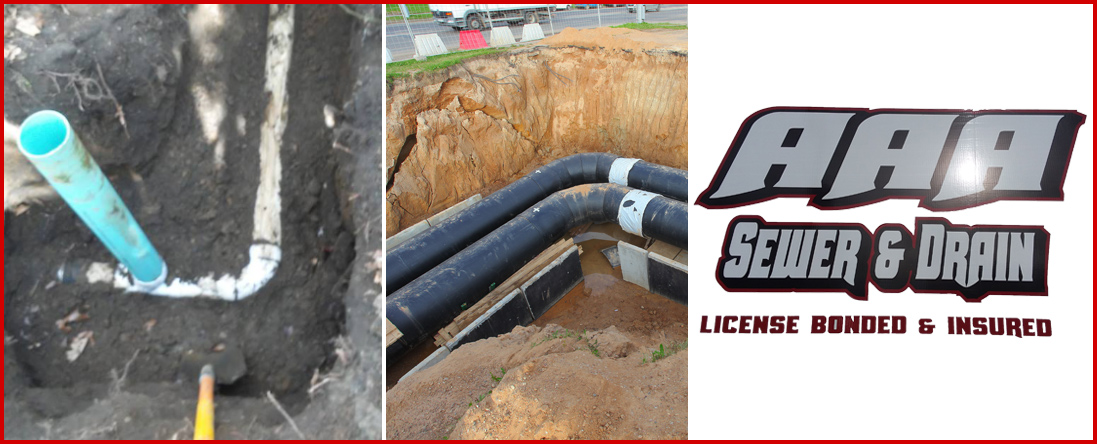 Sewer Lines & Drains