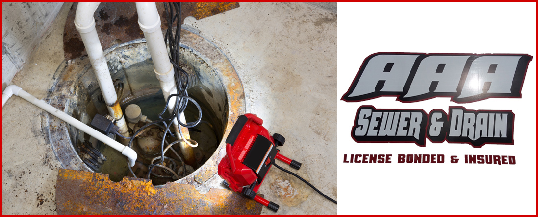 Service Sump Pumps