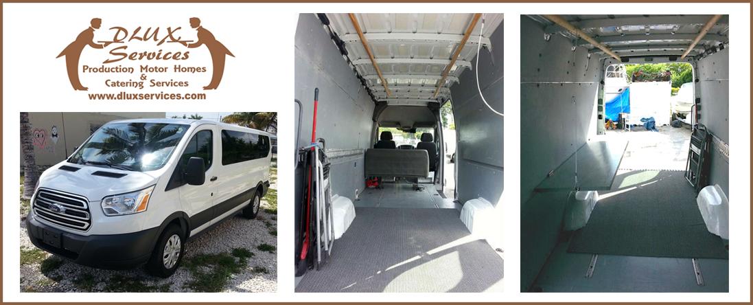 Trailers, Cargo & Transportation Vans