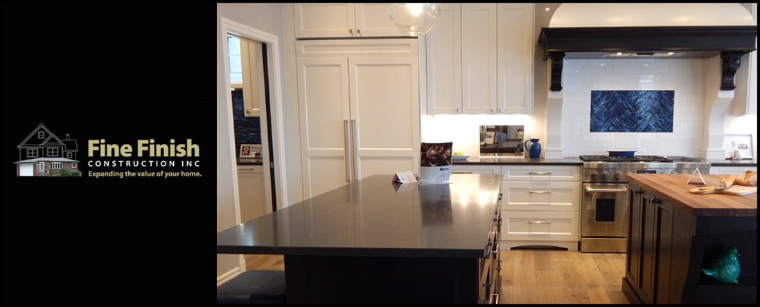 Large Scale Renovations & Remodeling