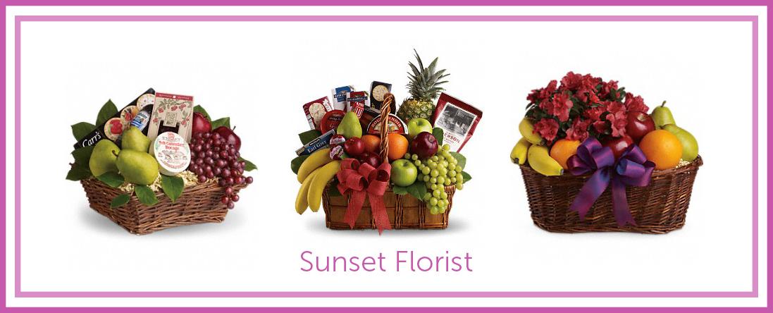 Fruit Baskets & Gift Baskets