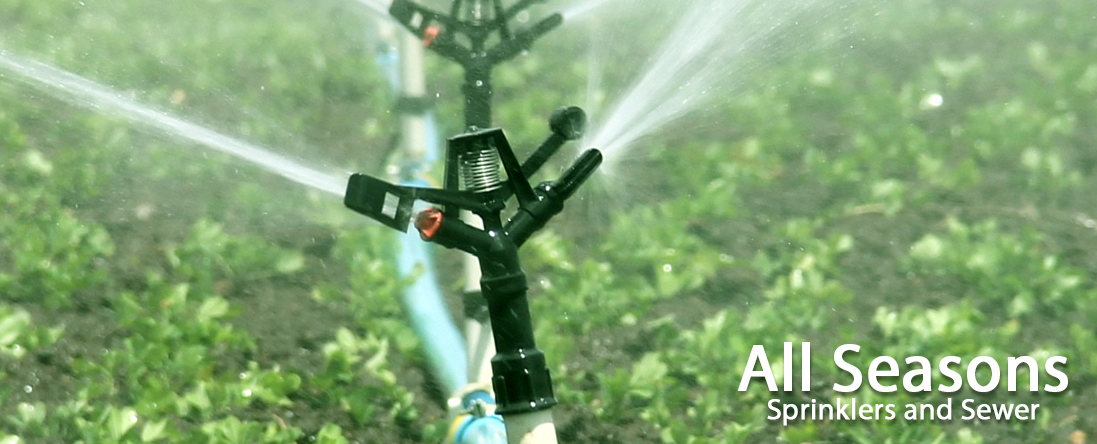 All Seasons Sprinklers And Sewer Is A Sprinkler Systems