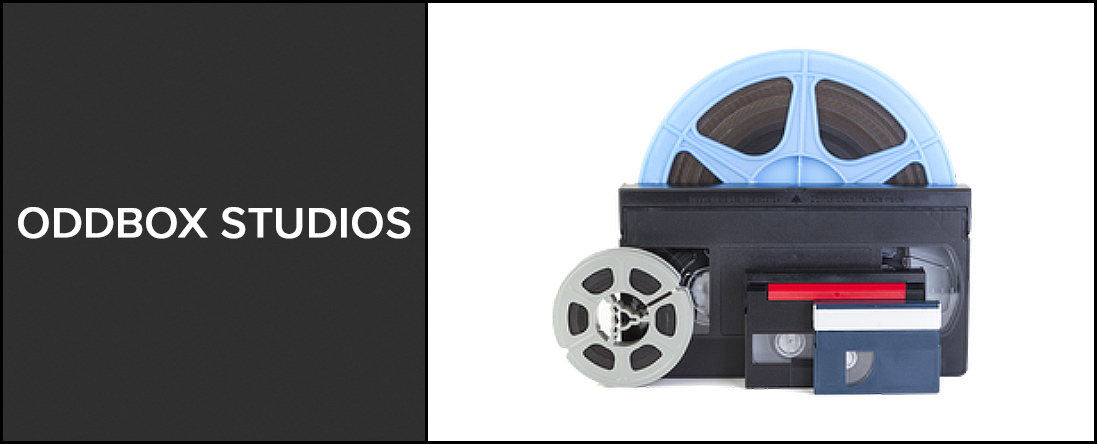 VHS & 8mm Film Transfer