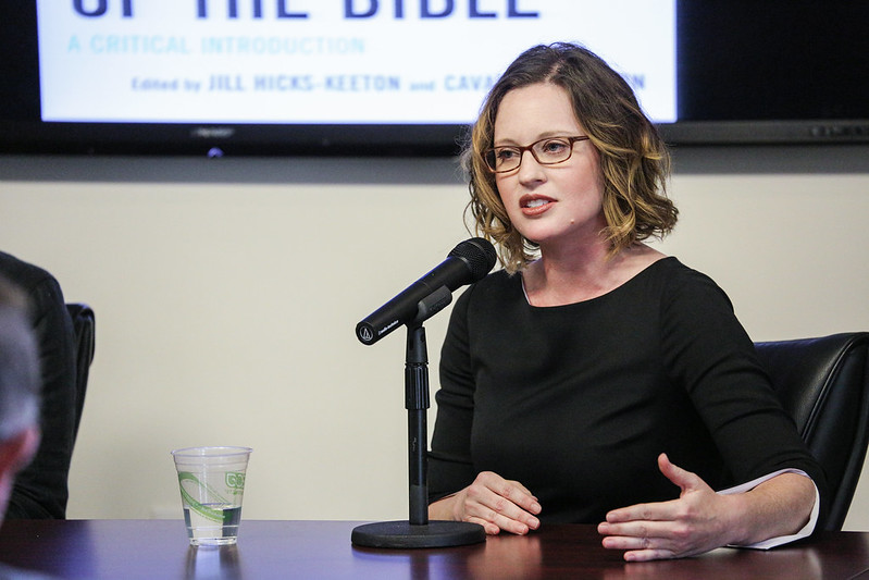 "Jill Hicks-Keeton, co-editor of ""The Museum of the Bible: A Critical Introduction"" (2019)"