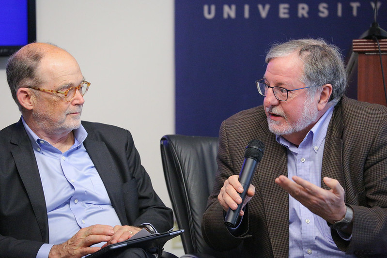 Jose Casanova and James D. Hunter debate the future of the culture wars in the U.S. and around the world.