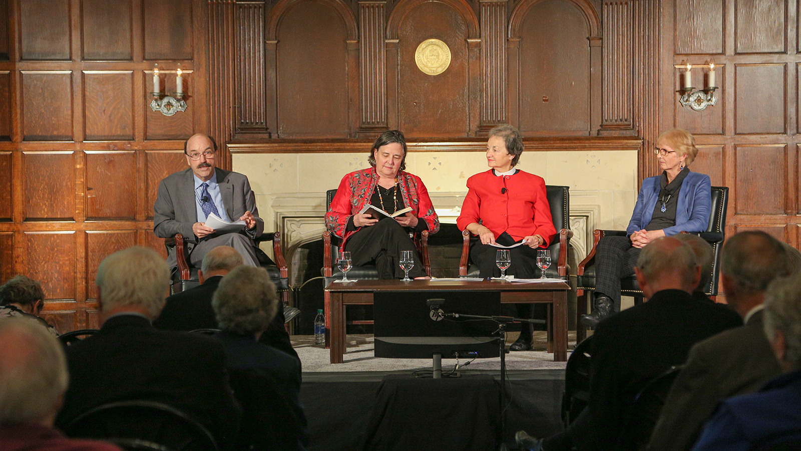 """Panel on Laudato Si and """"The Dream of the Earth"""""""