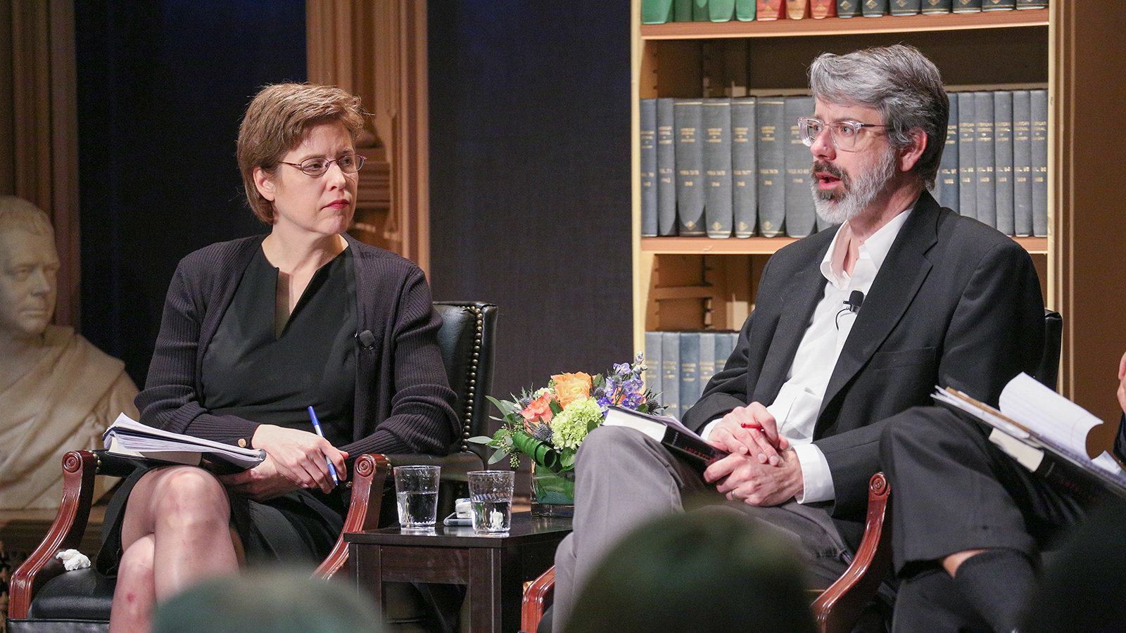 Ted Olsen, editorial director of Christianity Today, speaks about the media and polarized politics.