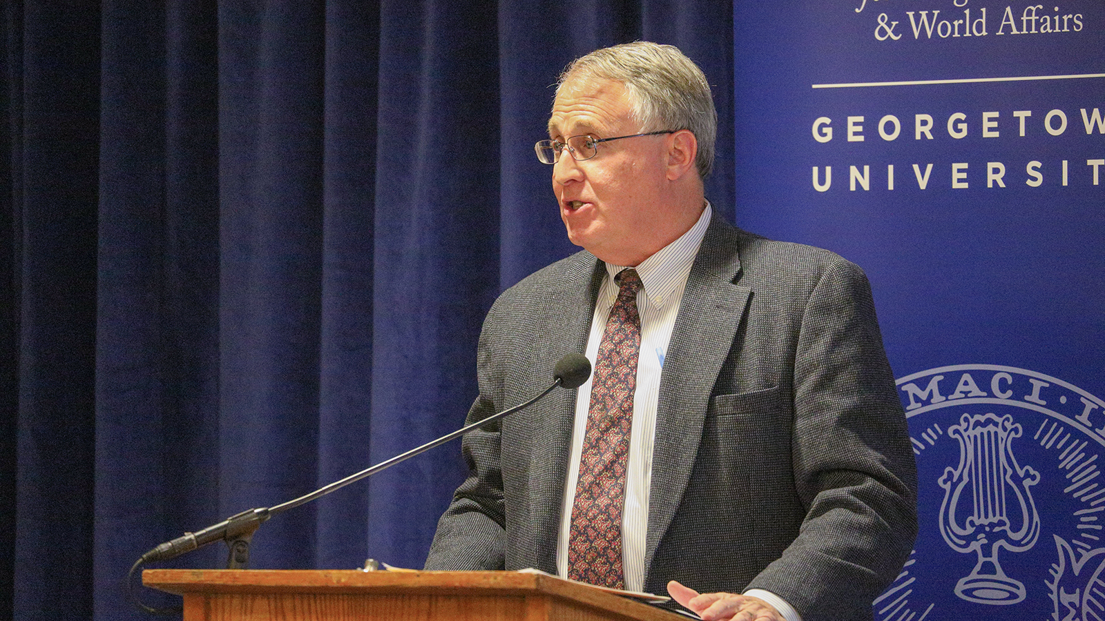 David A. Koplow of Georgetown Law provides reflections on international law.