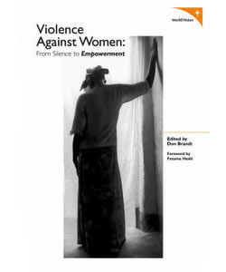 Violence Against Women: From Silence to Empowerment