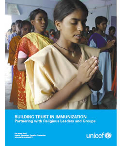 Building Trust in Immunization: Partnering with Religious Leaders and Groups