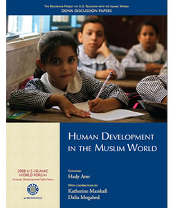 Doha Discussion Papers: Human Development in the Muslim World