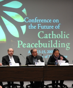 Fifth Annual Catholic Peacebuilding Network Conference on the Future of Catholic Peacebuilding