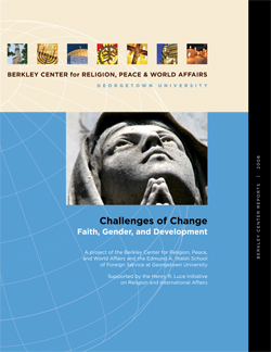 Challenges of Change: Faith, Gender, and Development