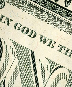 God's Economy: Living with Debt in Evangelical America