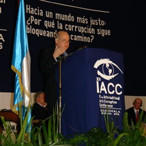 13th International Anti-Corruption Conference