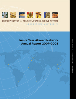 Junior Year Abroad Network Annual Report 2007-2008
